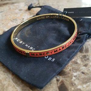 Marc by Marc Jacobs Bangle Bracelet Infra Red gold